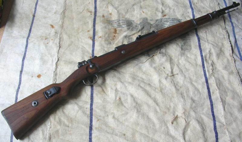Une belle K98K   J.P Sauer & Sohn et le plaisir des yeux - Page 2 Mauser11