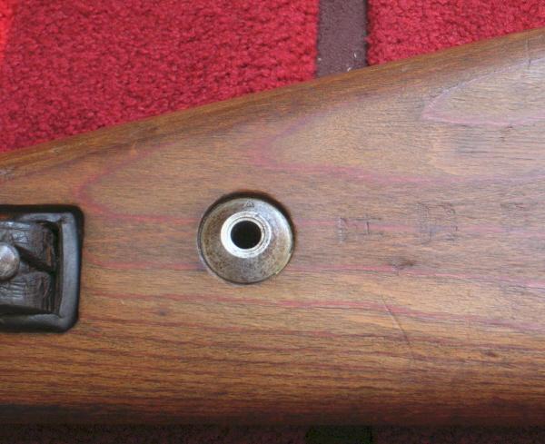 Une belle K98K   J.P Sauer & Sohn et le plaisir des yeux - Page 2 Mauser12