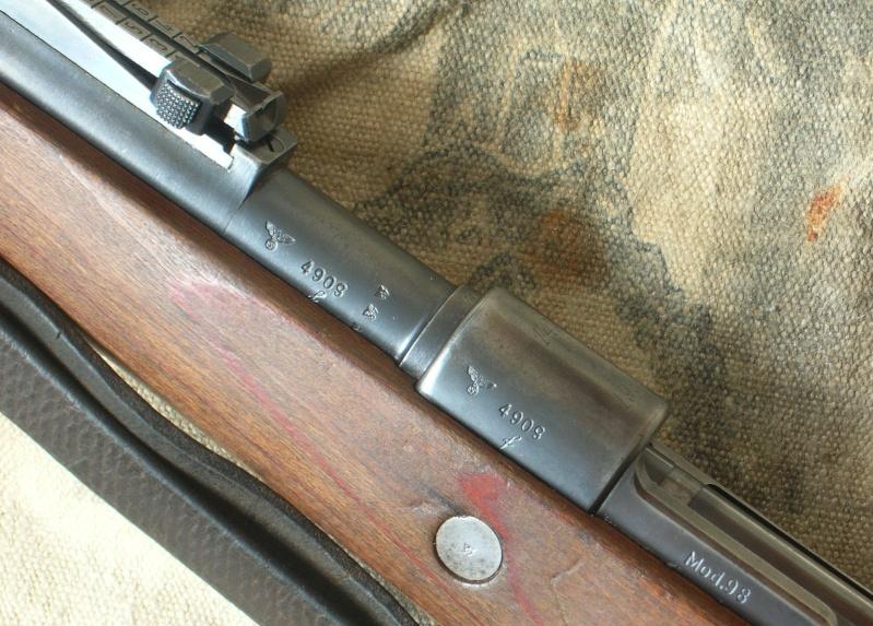 Une belle K98K   J.P Sauer & Sohn et le plaisir des yeux - Page 2 Mauser13