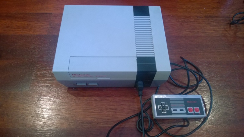 [VDS] NES, Jeux GC, Wii, Zelda GB, du Sony Wp_20113