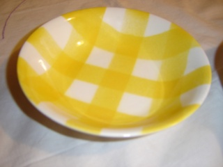 dinner - Checked pattern C.L. Tableware Cereal11