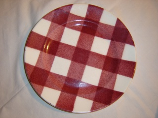 dinner - Checked pattern C.L. Tableware Smalle11