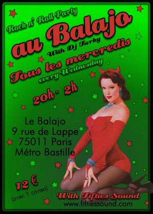 0//// Rock n'Roll Party au Balajo (PARIS) tous les mercredis Sans_t15