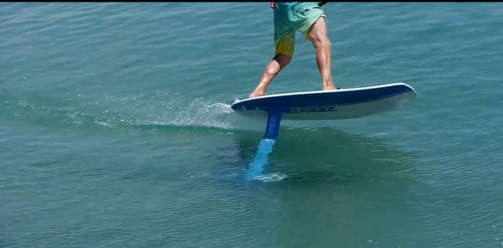 Foil pour les vagues Jibe210