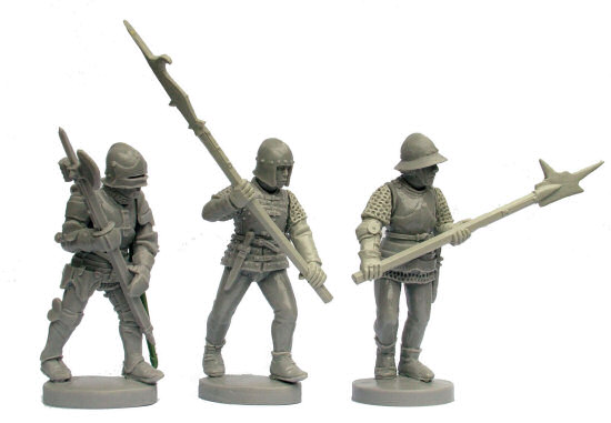 Perry-miniatures new set of 28mm Knights War_of13