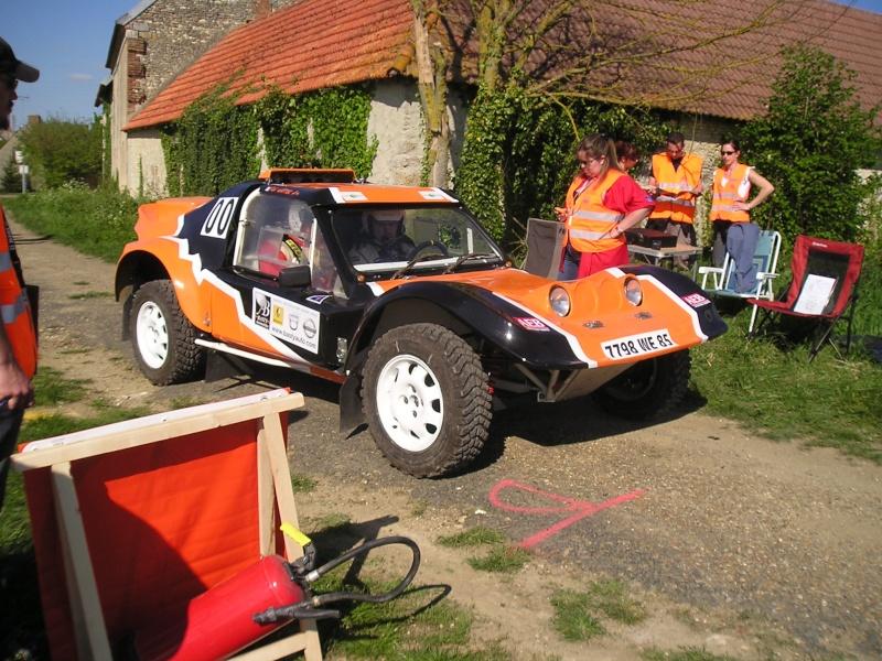 2009 - Team roz'auto: Au trophée andros 2009-2010 Depart10