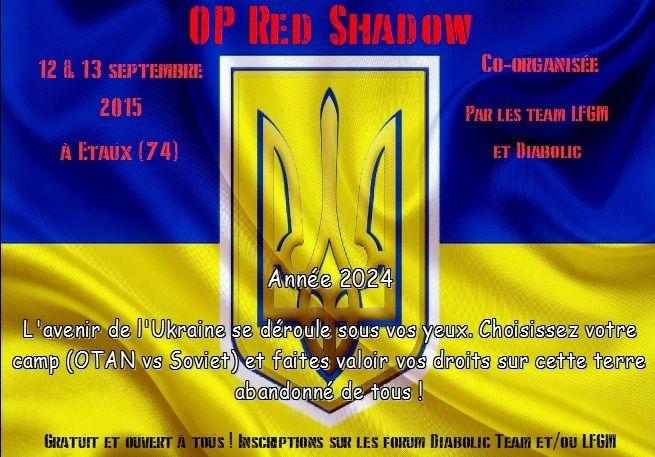OP Red Shadow, 12 et 13 Septembre Yy10