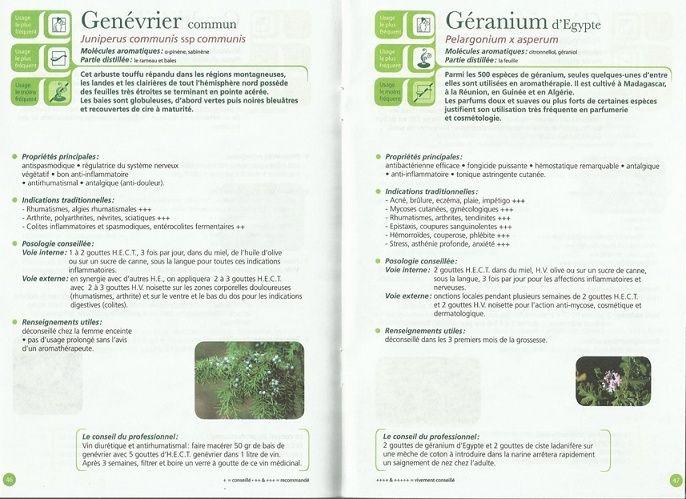 Aromathérapie scientifique Livre10