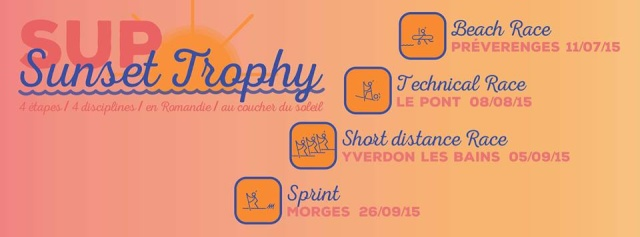 SUP SUNSET TROPHY 14257512
