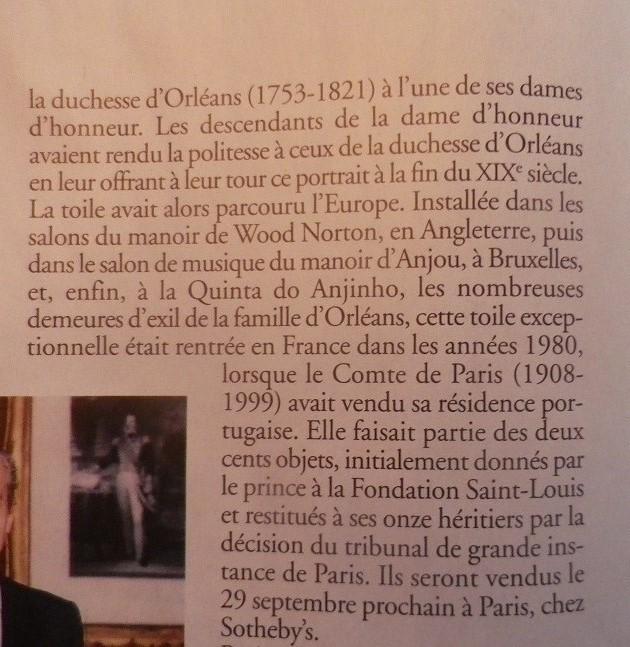 Succession du comte et de la comtesse de Paris aux enchères (1 et 2) - Page 2 Imgp2612