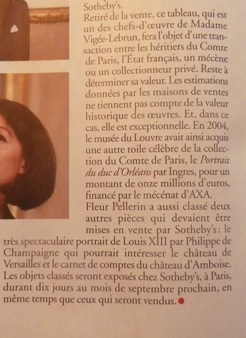 Succession du comte et de la comtesse de Paris aux enchères (1 et 2) - Page 2 Imgp2613