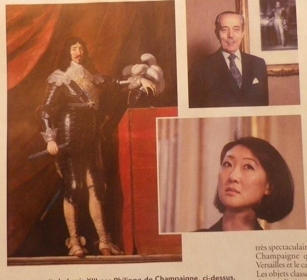 Succession du comte et de la comtesse de Paris aux enchères (1 et 2) - Page 2 Imgp2614