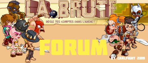 La Brute Forum - TOOLS & DIVERS