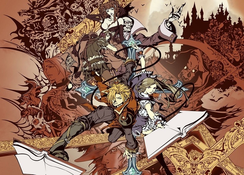 [Konami_2006] Castlevania : Portrait of Ruin (NDS) Castle10