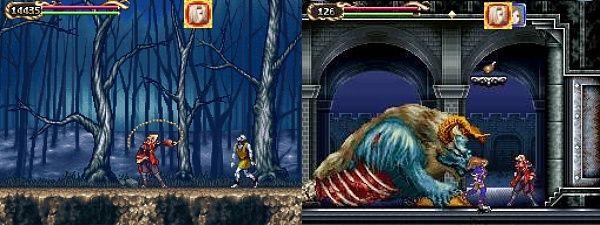 [Konami_2006] Castlevania : Portrait of Ruin (NDS) Por_210