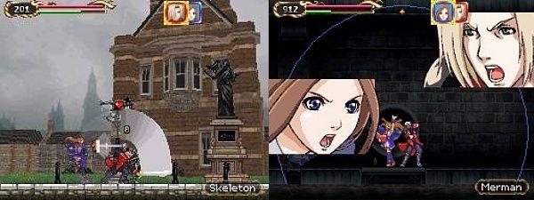 [Konami_2006] Castlevania : Portrait of Ruin (NDS) Por_410