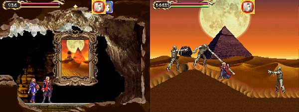 [Konami_2006] Castlevania : Portrait of Ruin (NDS) Por_510