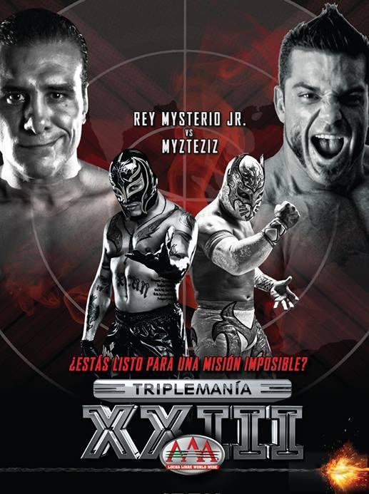 AAA TripleMania XXIII (Carte et Résultats) Wbazpf10