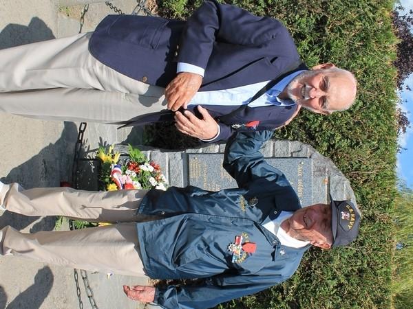Monument des victimes américaines - Dol-de-Bretagne (35) Robert11