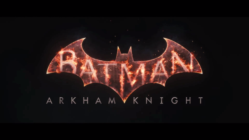Batman:Arkham Knight Batman10