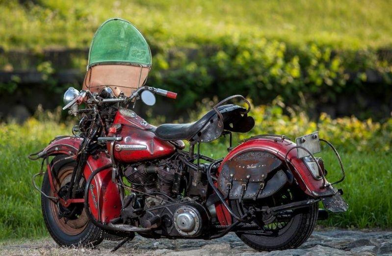Les vieilles Harley....(ante 84) par Forum Passion-Harley - Page 39 Fy10