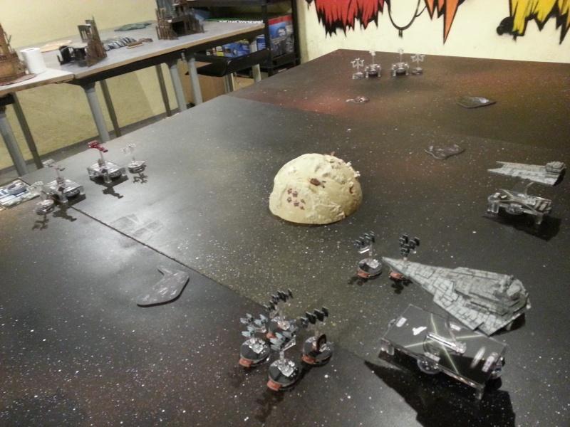 Compte rendu : escarmouche aux abords de Tatooine 20150826