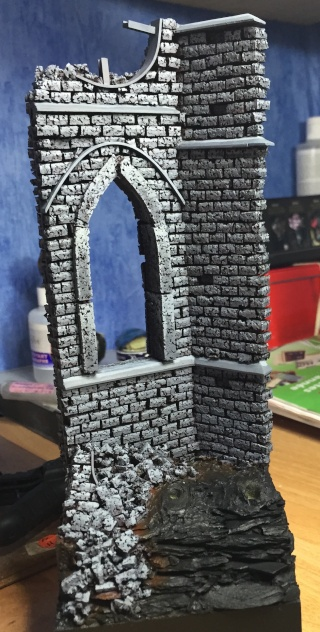 Eglise Gothique 34310