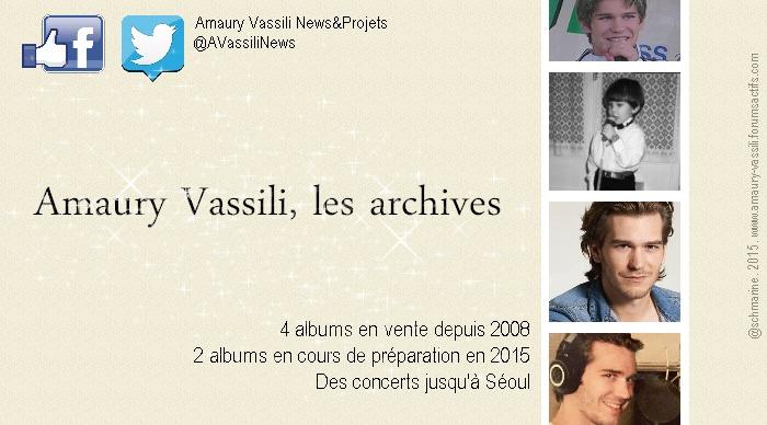 Amaury Vassili, le forum officiel Banarc10