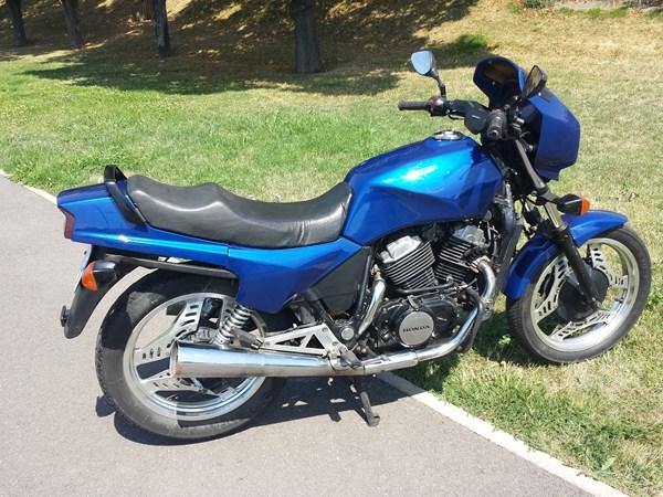 VDS HONDA VT500E 400€ 20150716