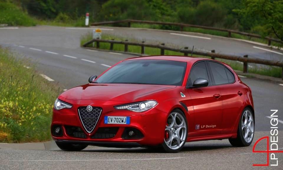 2016 - [Alfa Romeo] Giulietta restylée Giulie10