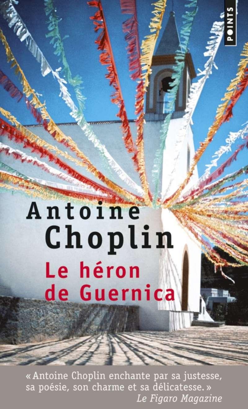 [Editions Points] Le héron de Guernica d'Antoine Choplin 81ibio11