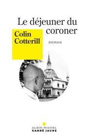 [Cotterill, Colin] Le déjeuner du coroner Tylych11