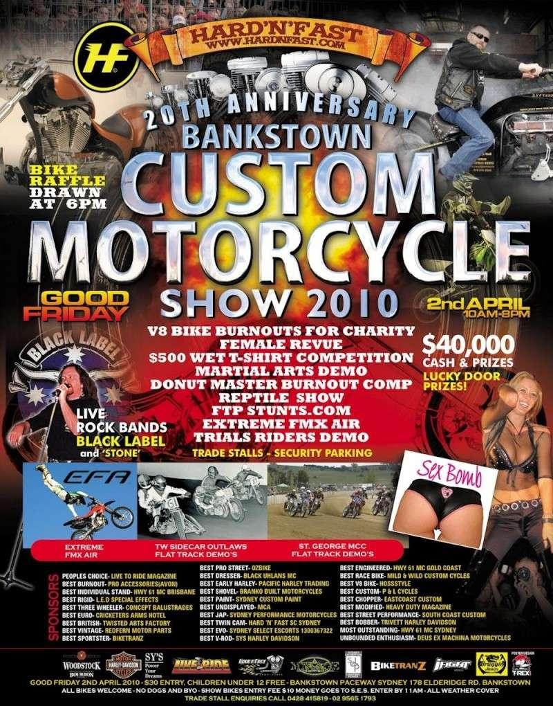 20th Annual Bankstown Motorcycle Show April 2 2010 Bankst11