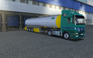 MB Actros 1840 - XC v1.0 by ols Ets_0010