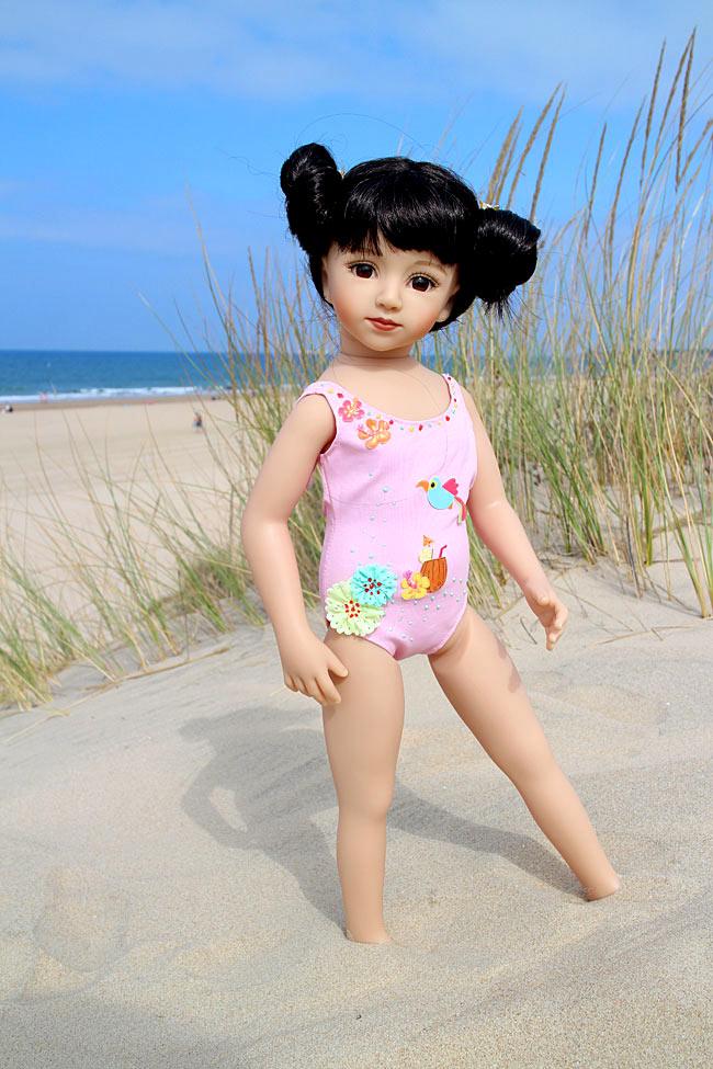 La Maru d'Inma : vacances sur la plage en Espagne p 25 - Page 15 Maru1610