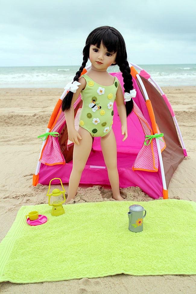 La Maru d'Inma : vacances sur la plage en Espagne p 25 - Page 15 Maru1611