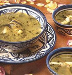 Art culinaire Souiri et Cuisine Marocaine Chorba10