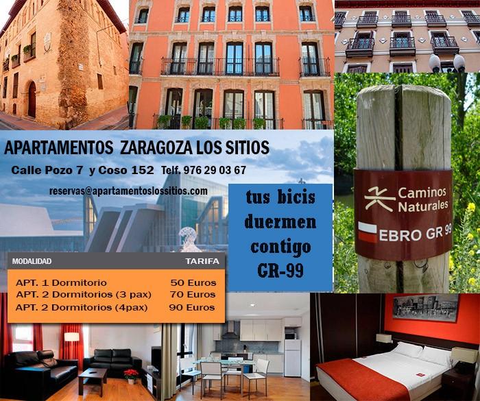Apartamentos los sitios Zaragoza. GR-99 Gr-99_13