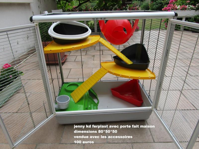 vends cages dont jenny kd et beaucoup d'accessoires  Img_0010