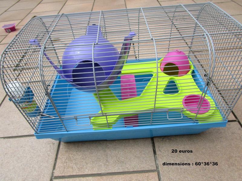 vends cages dont jenny kd et beaucoup d'accessoires  Img_0012