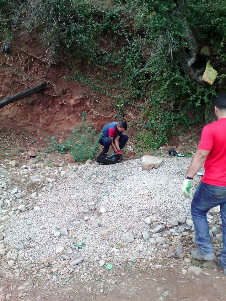 volontariat de nettoyage de la route du Cap  Aokas le 13 juin 2015 - Page 2 558