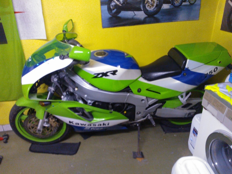 Restauration ZXR750R  750_st10