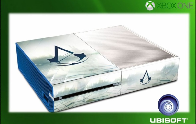XBOX ONE : Edition ASSASSIN'S CREED UNITY  Assass11