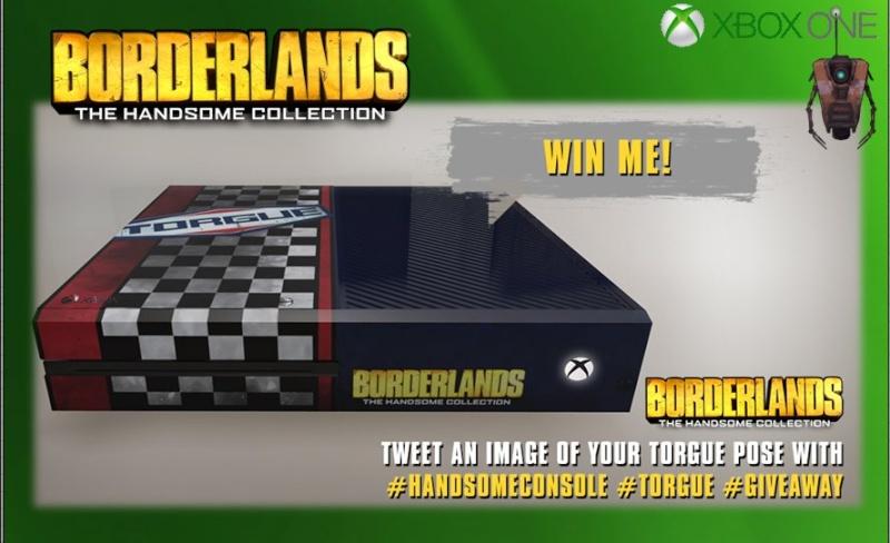 XBOX ONE : Edition BORDERLANDS Border11
