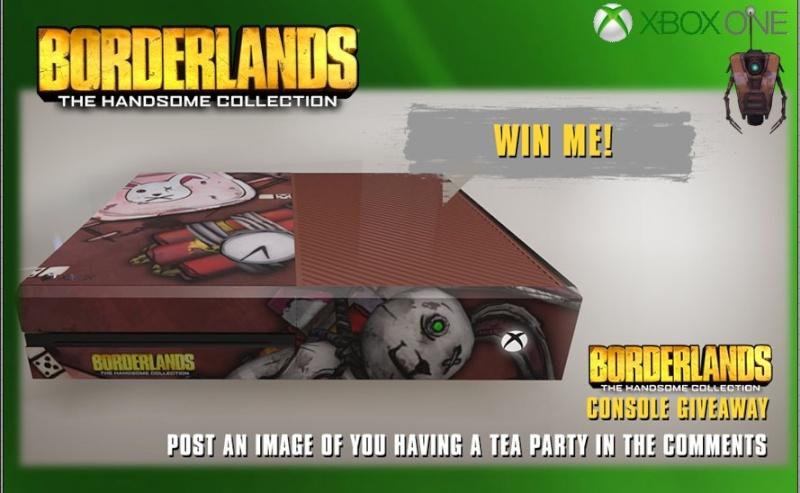 XBOX ONE : Edition BORDERLANDS Border12