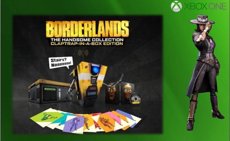 XBOX ONE : Edition BORDERLANDS Border13
