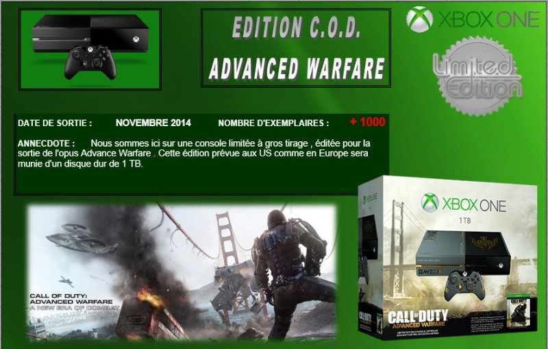 XBOX ONE : Edition CALL OF DUTY ADVANCED WARFARE Cod_ad10