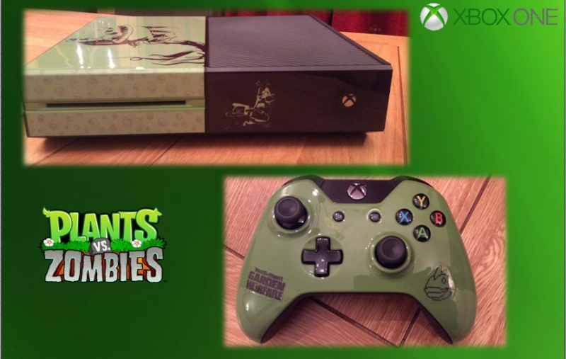 XBOX ONE : Edition PLANTS vs ZOMBIES Plants10