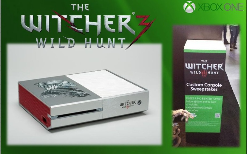 XBOX ONE : Edition THE WITCHER 3 Witche11