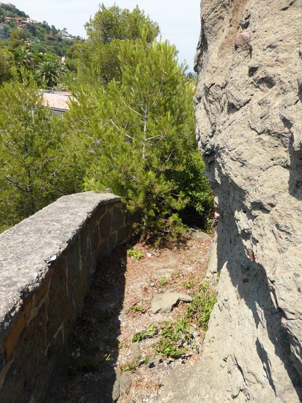 Pointe la Galère (Théoule, 06), tourelle Pz 38 (t) P1030617